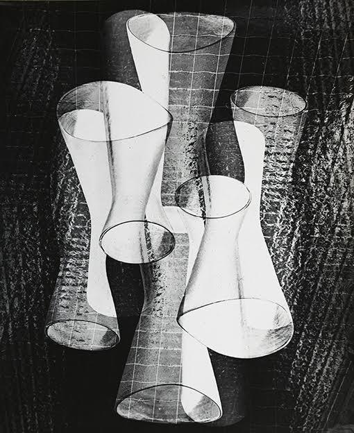 Kommutierende Formen | Otto Steinert / © Courtesy Galerie Johannes Faber
