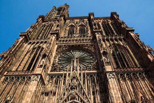 Notre Dame de Strasbourg Cathedral | © Jackmac Pixabay