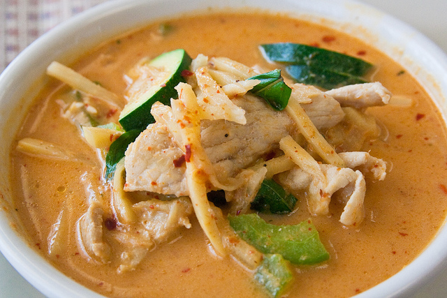 Red Curry | © Steven Depolo/Flickr