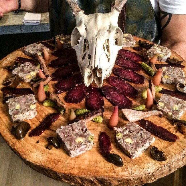 Meat Dish | Courtesy of Antler