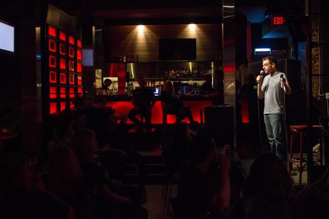 ©Andy Fruman Performing at 120 Diner