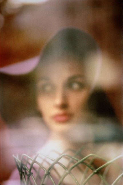 Saul Leiter, Carol Brown, Harper's Bazaar, ca. 1958 © Saul Leiter, Courtesy Howard Greenberg Gallery, New York