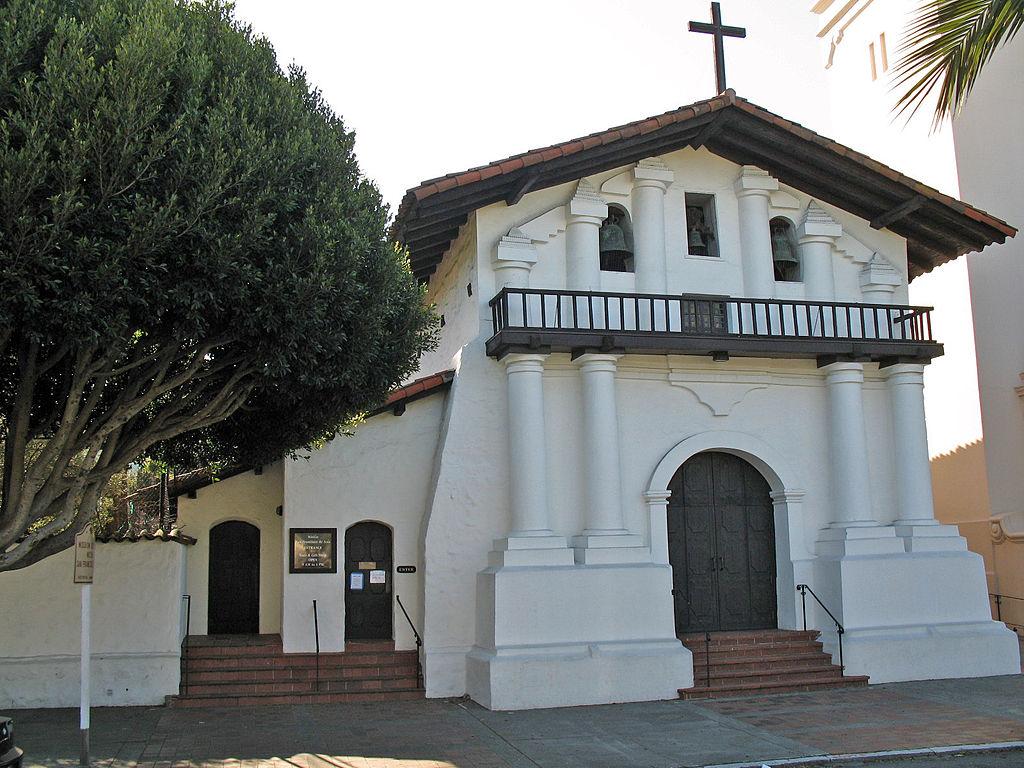Mission San Francisco de Asís | © Sanfranman59/Wiki Commons