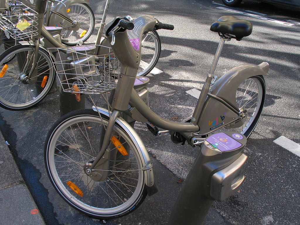 Vélib' |© Daniel*D/WikiCommons