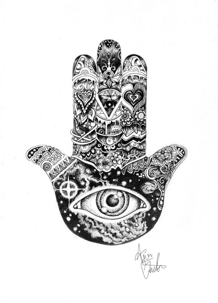 MindCliff / Hand Of Fatima