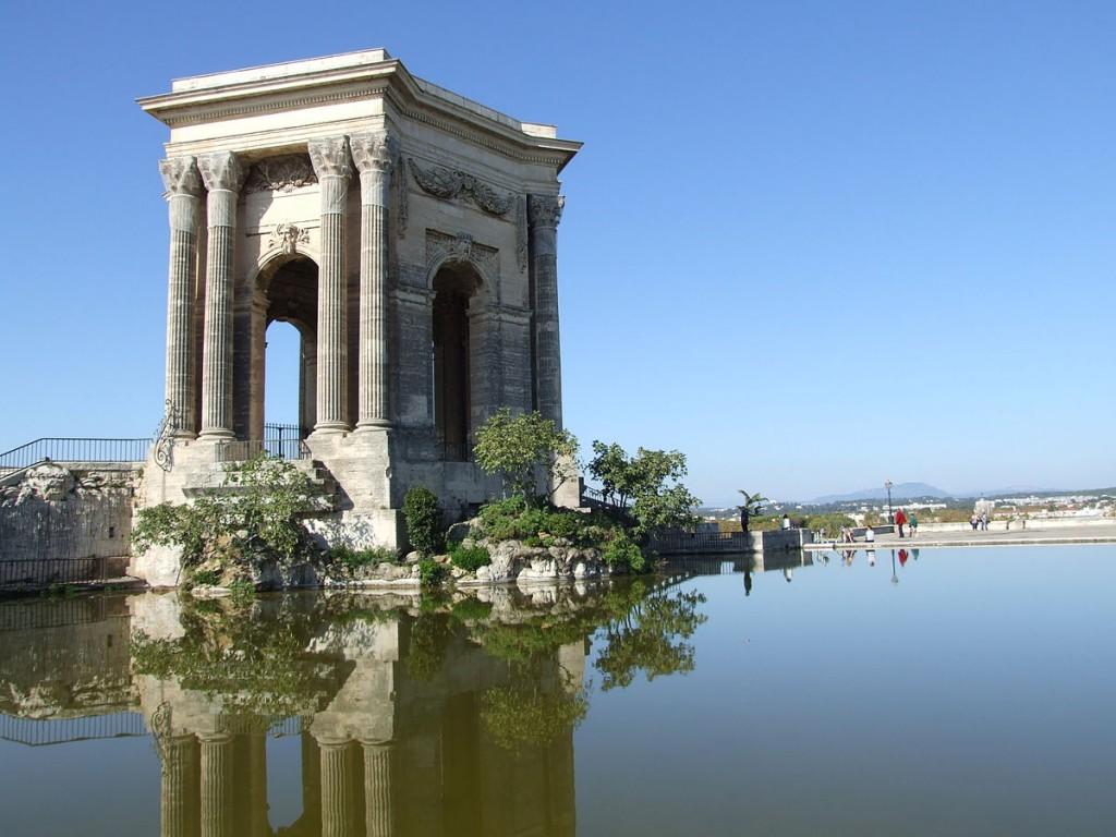 Pavillon Peyroux, Montpellier |© Christophe Finot/WikiCommons