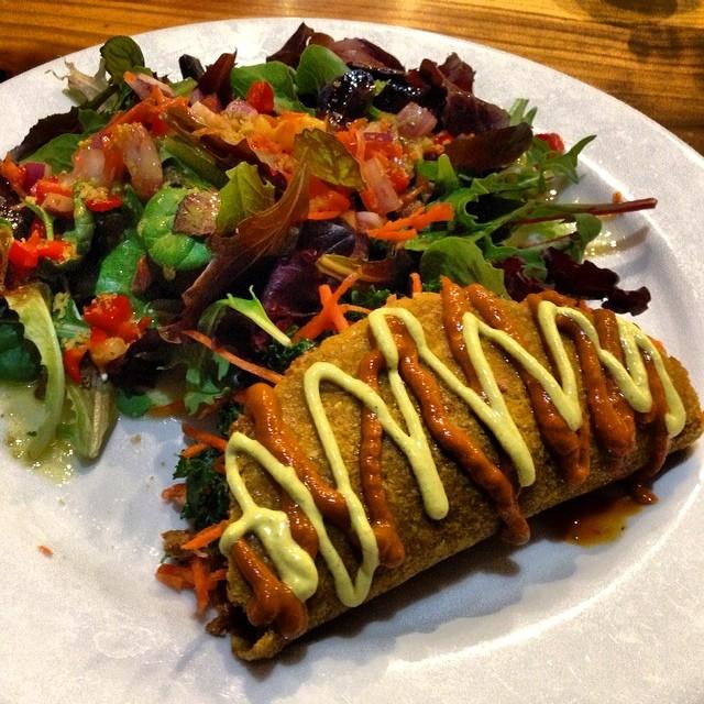 Taco at Judahlicious © Kevin Krejci