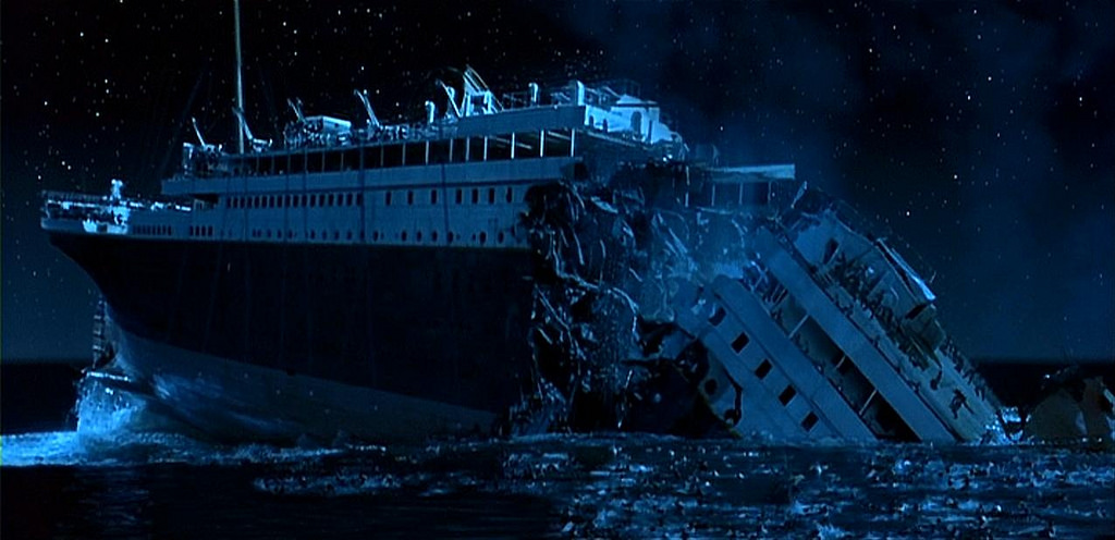 How historically accurate was james cameron39s 39titanic39 for How many floors did the titanic have