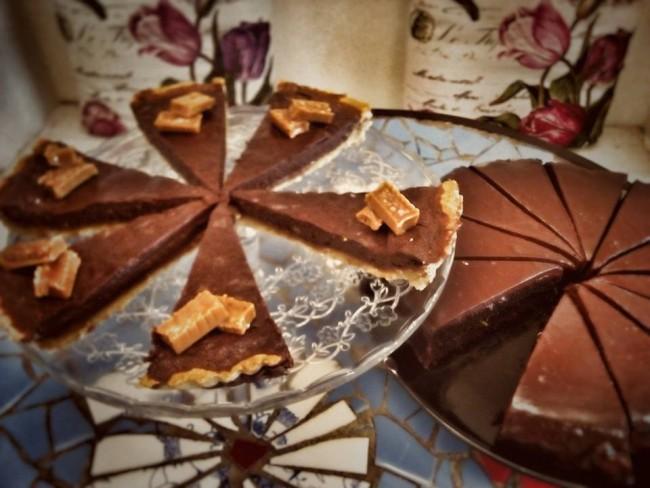 A chocolate lover's paradise at Cafe La Fee | Courtesy of Cafe La Fee