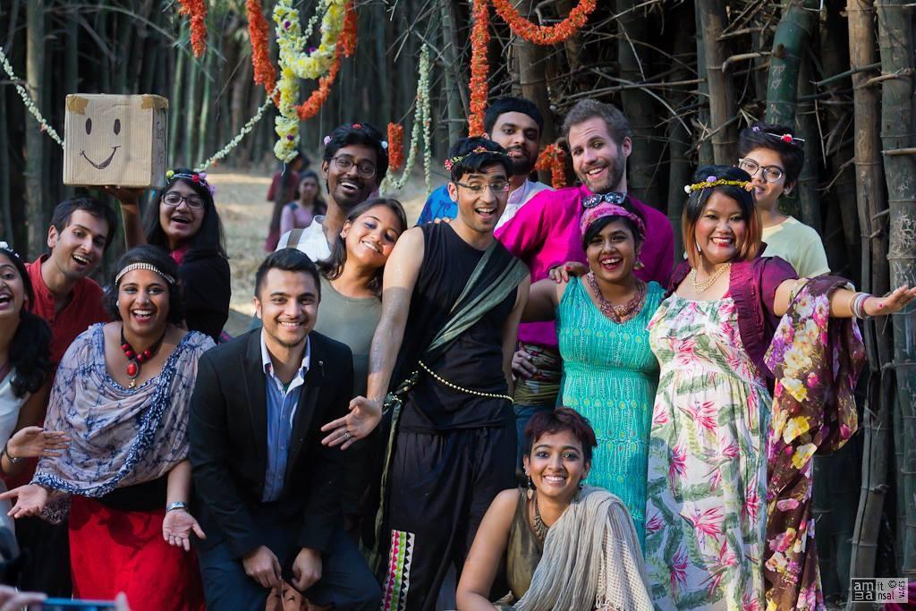 The Bardolators. Courtesy of Amit Bansal Images