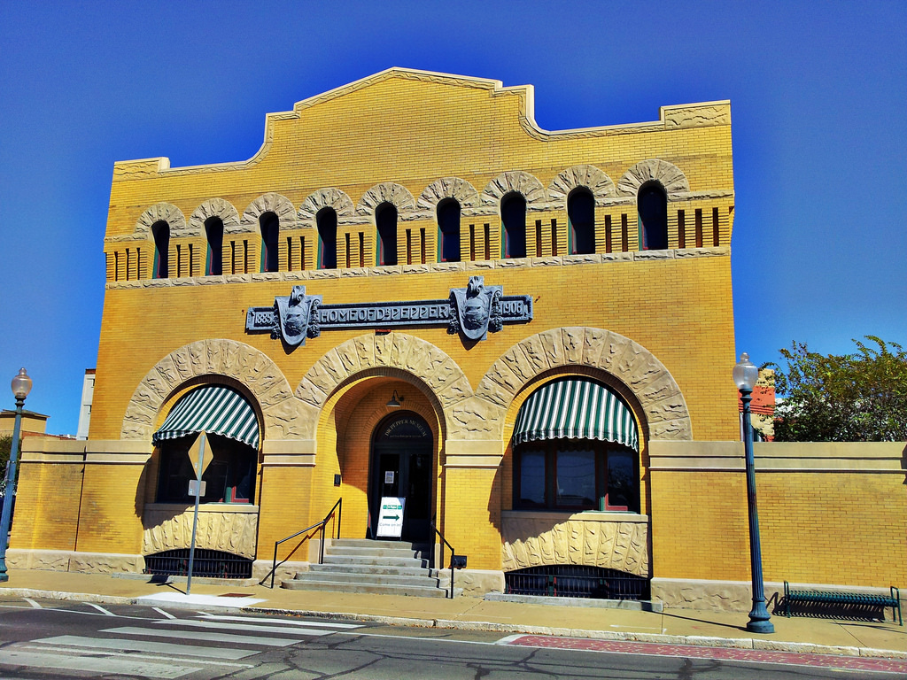 Most Unusual Museums In Texas - Unusual museums in us
