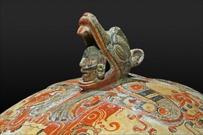 Mexican Art at the Musée du Quai Branly   © Jean-Pierre Dalbéra/Flickr