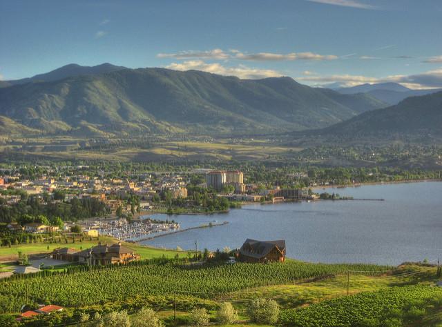 Italian restaurant exterior - Top 10 Restaurants To Try In Penticton British Columbia