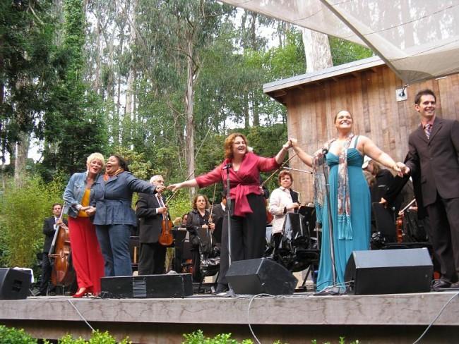 Stern Grove concert © Steve Damron/Flickr