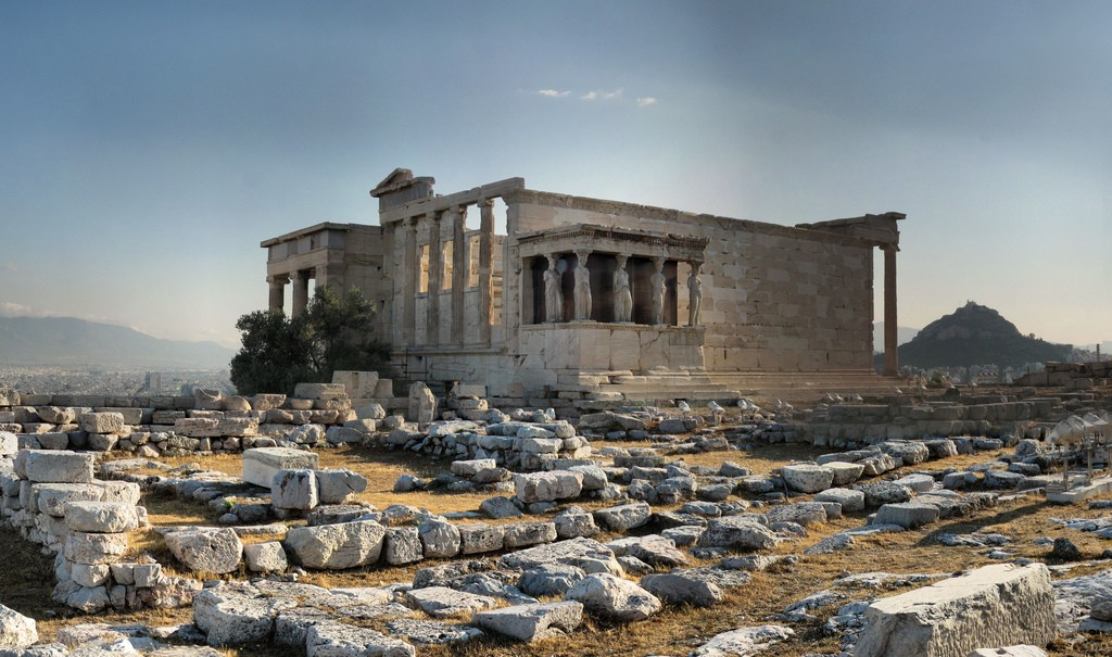The Acropolis | © Panoramas/Flickr