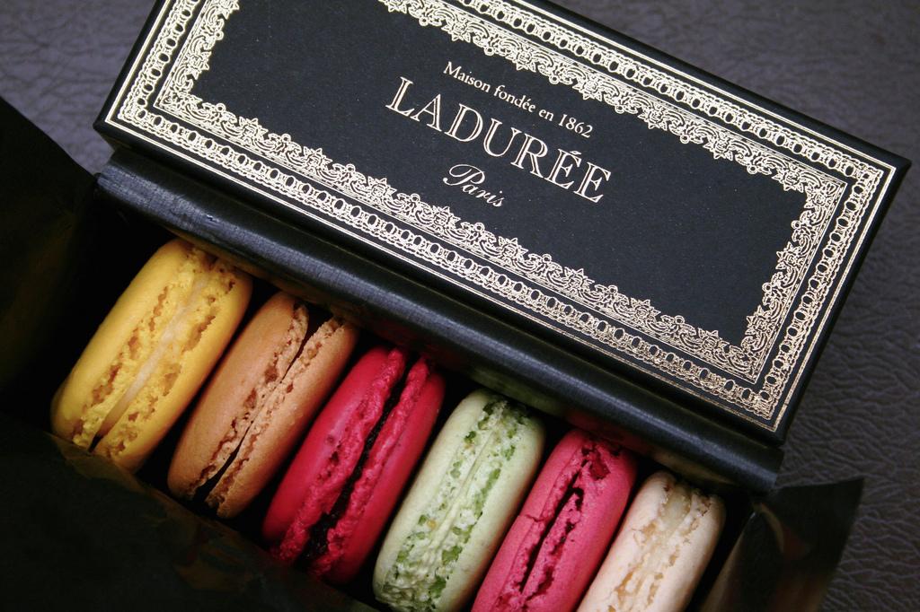 Ladurée macarons | © Louis Beche/Flickr