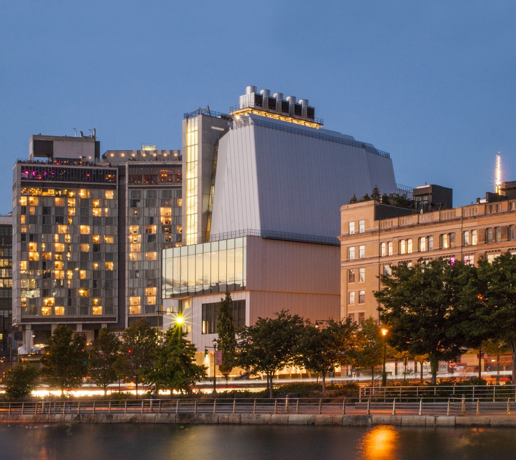 The Whitney Museum Of American Art: A Reflective NYC