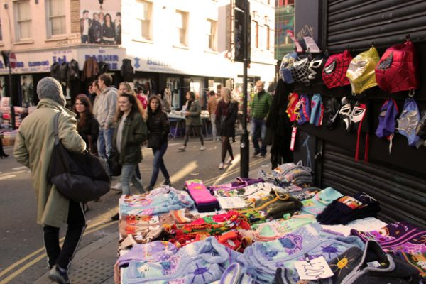 Brick Lane Sunday Market | © Adam Groffman