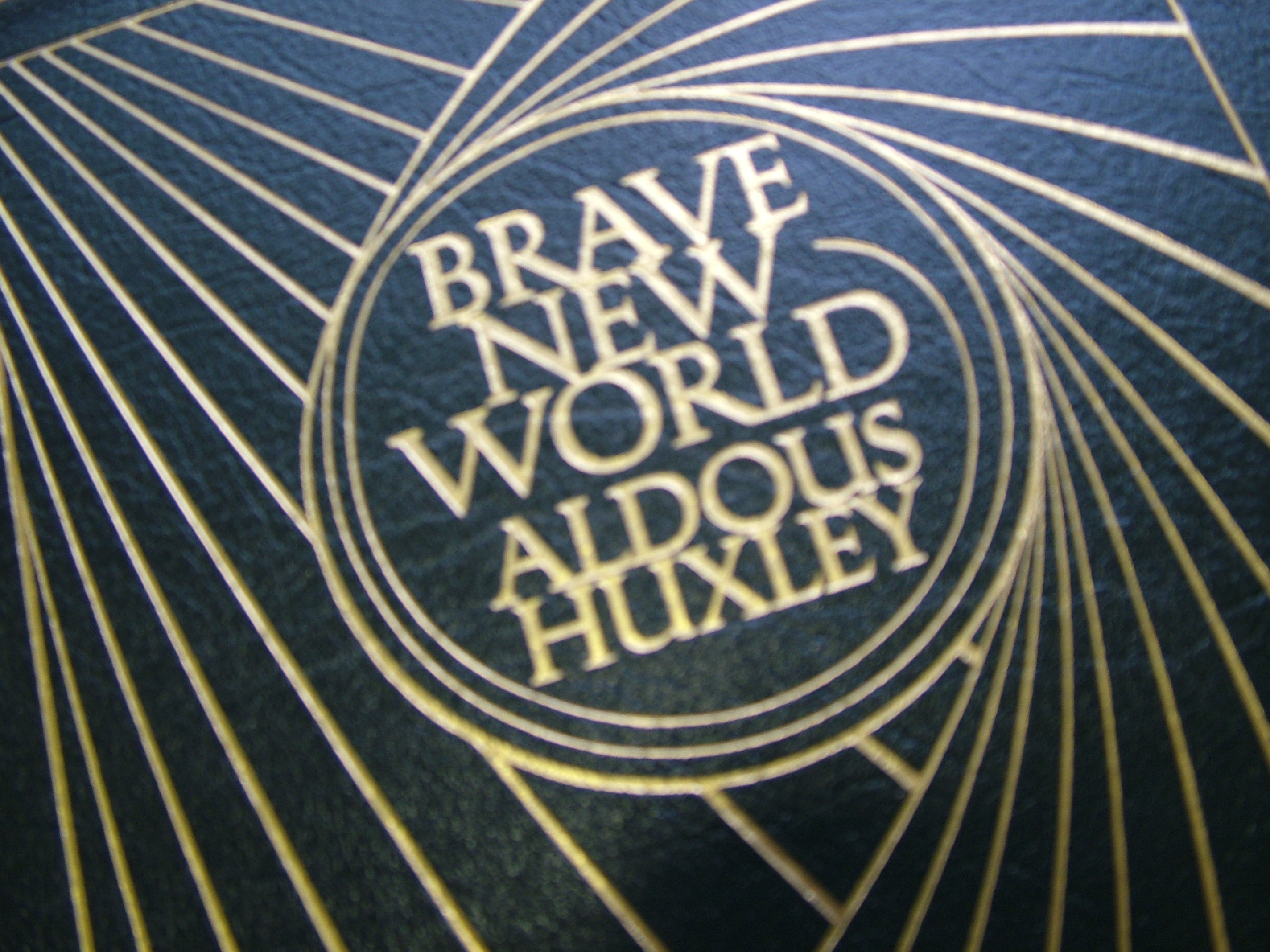 1984 brave new world essay