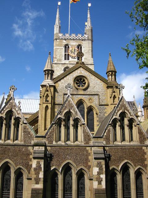 Southwark Cathedral | © brownpau/Flickr