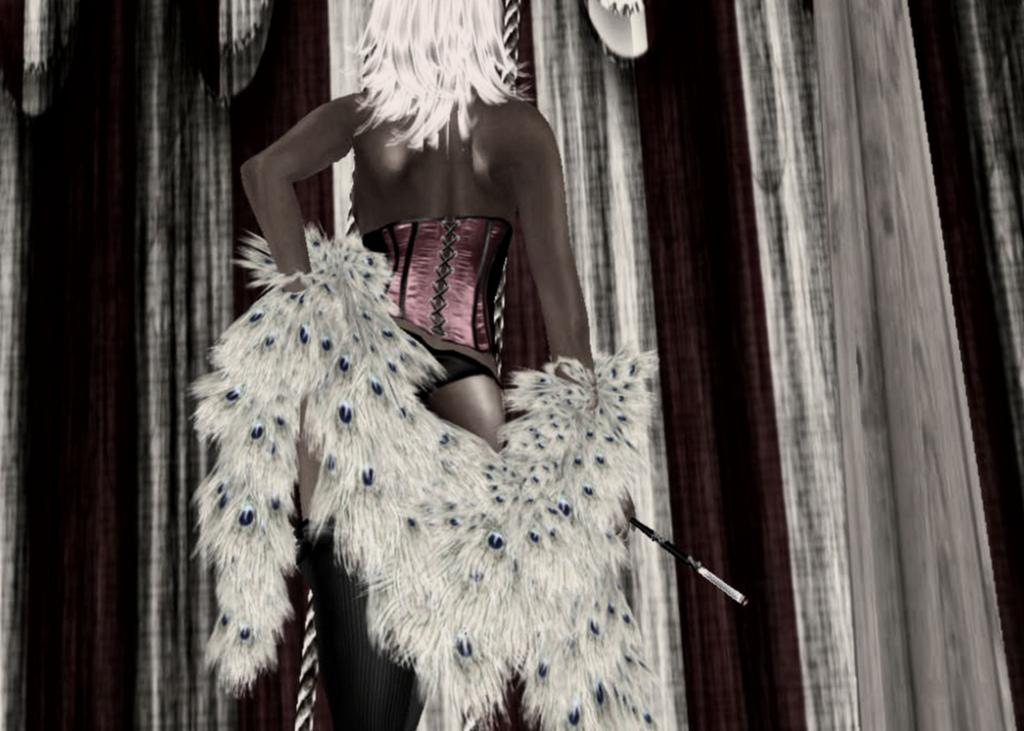 Burlesque at Poetik .. | ©lumir beleza/flickr
