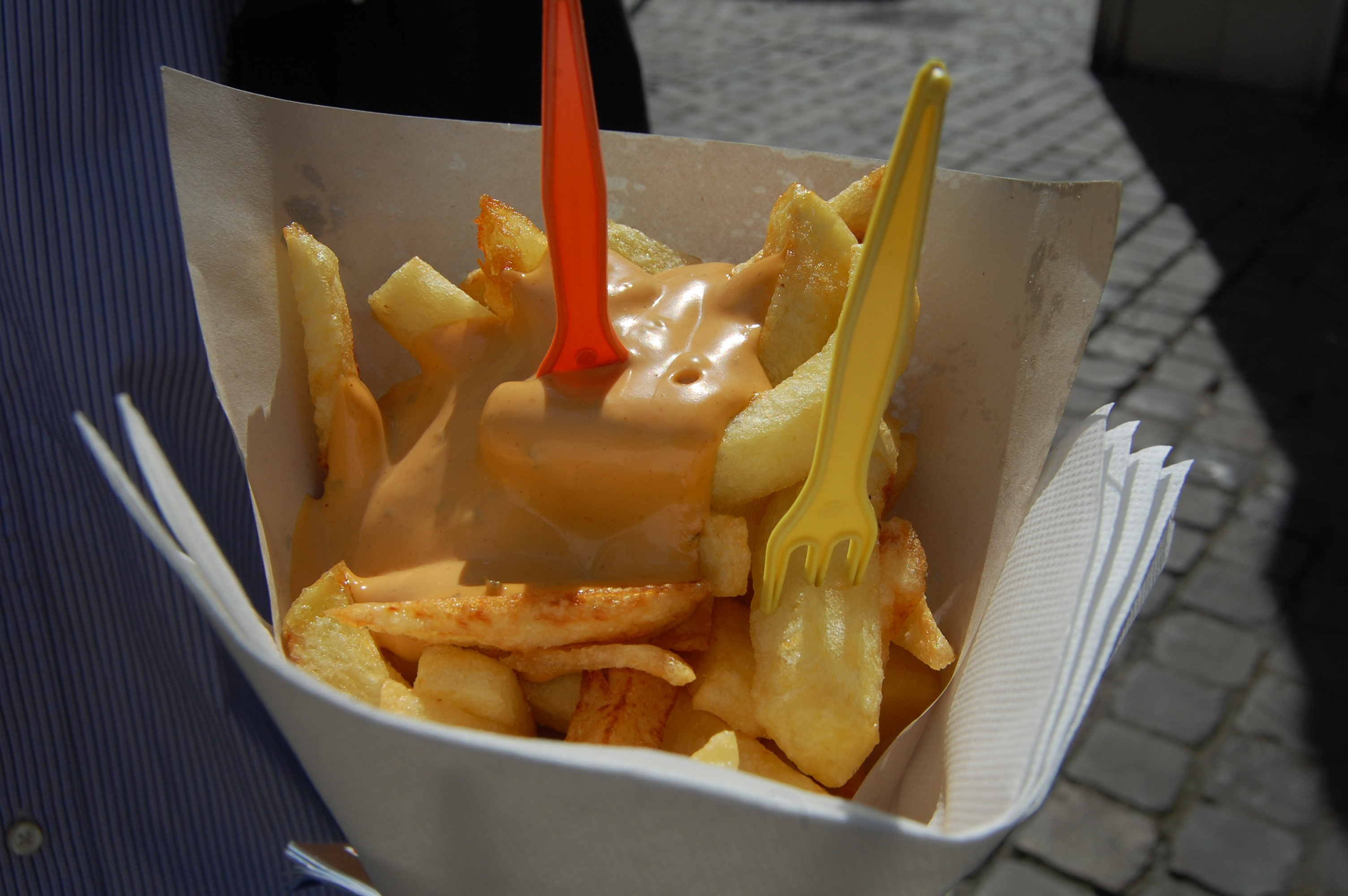 The Delicious History Of Belgian Fries