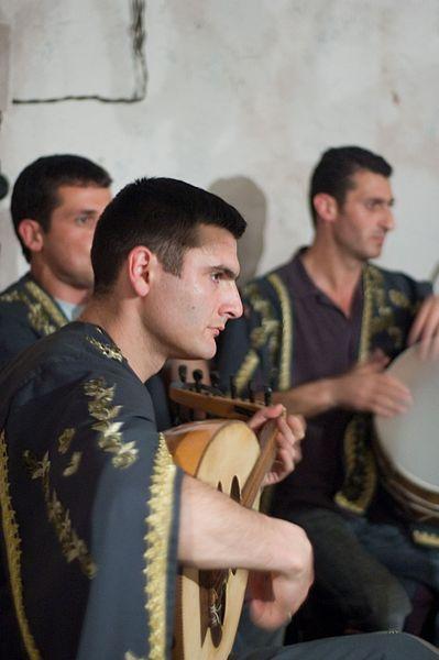 Armenian folk musicians | © Vladimer Shioshvili/Wikicommons