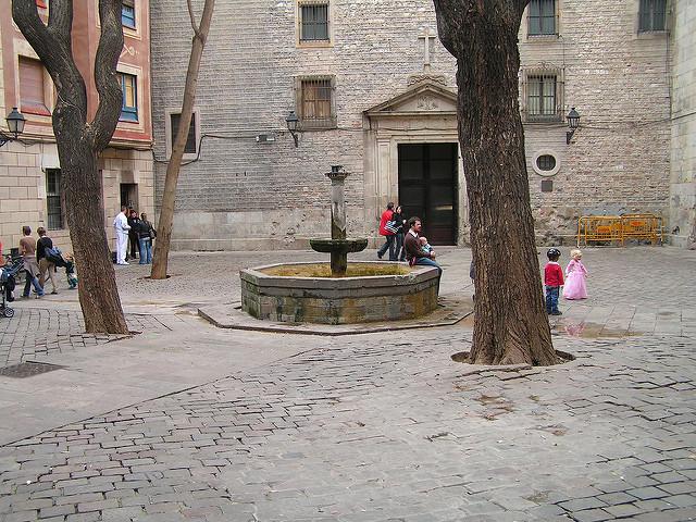 Plaça Sant Felip Neri | © Manel Zaera/Flickr