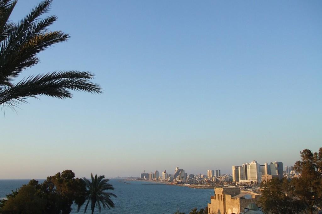 Tel Aviv | ©Davivddje/Flickr