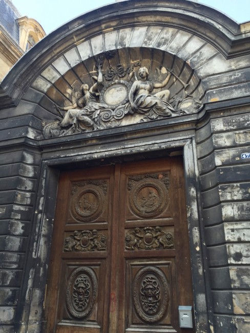 47 Rue Vieille du Temple | © Ami B. Cadugan