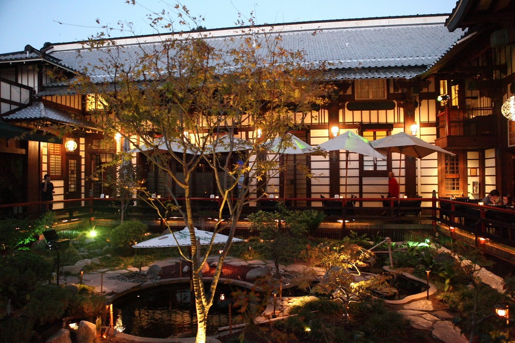 Yamashiro | © Jennifer Low/Flickr