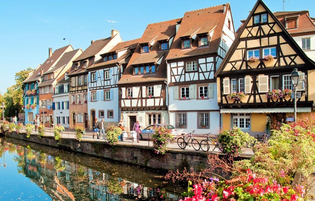 Quai de la Poissonnerie, Colmar |© Office du Tourisme de Colmar/Flickr