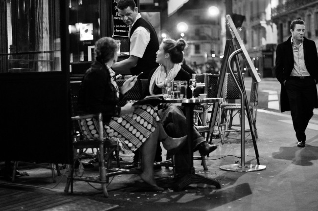 Eating Out In Paris | © Zdenko Zivkovic/Flickr
