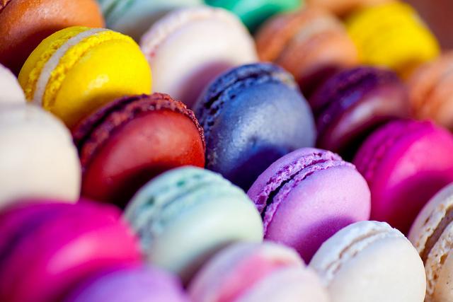 Macarons   © Julien Haler/ Flickr