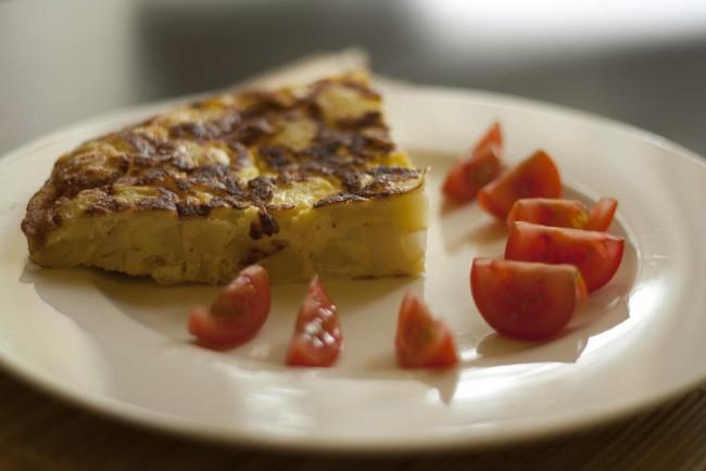 Spanish omelet   © Luca Nebuloni / Flickr