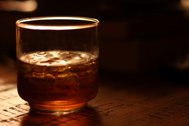Whiskey on the rocks | © Dominick / Flickr