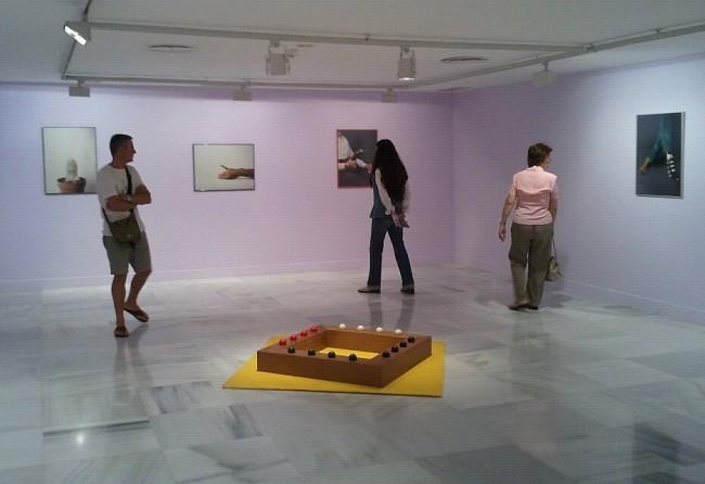 El arte abstracto de Gorchov y el conceptual de Hidalgo, en el Centro Atlántico de Arte Moderno (CAAM) de Las Palmas de Gran Canaria |© El Coleccionista de Instantes / Flickr