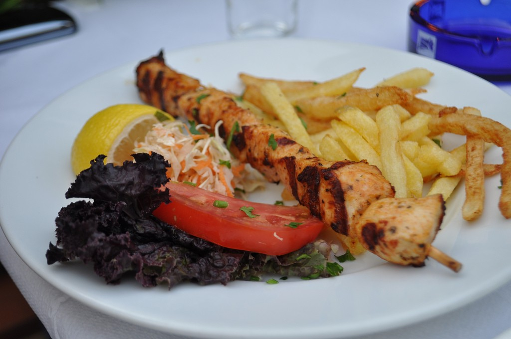 Chicken Souvlaki | © Kullez/Flickr