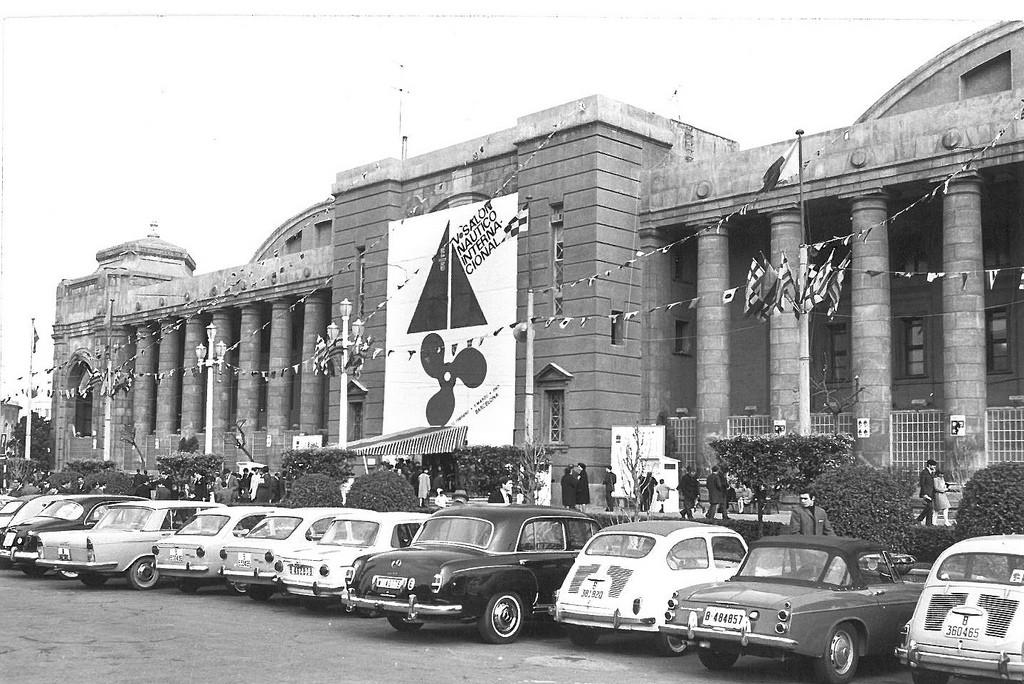 Barcelona in the 1970s | © Salón Internacional Náutico de Barcelona / Flickr
