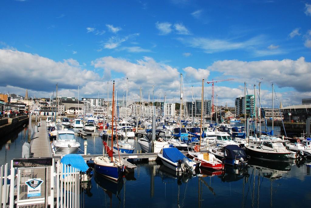 Plymouth Barbican | © Richard Szwejkowski/Flickr