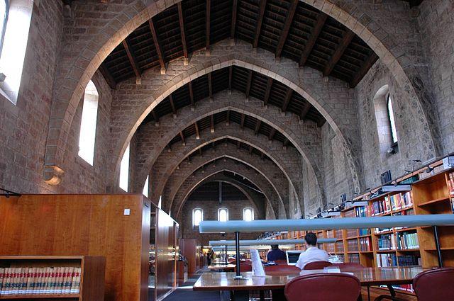 Library of Catalonia in Barcelona   © Josep Renalias/Wikimedia commons