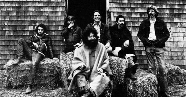 Grateful Dead   © Warner Bros. Records/Wikicommons