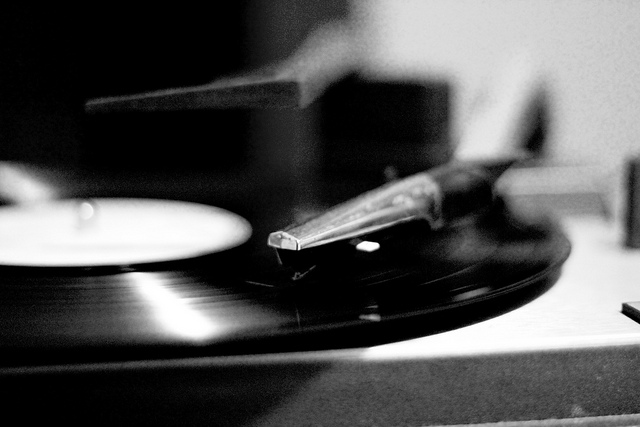 Vinyl Player | © Fabio Sola Penna/Flickr