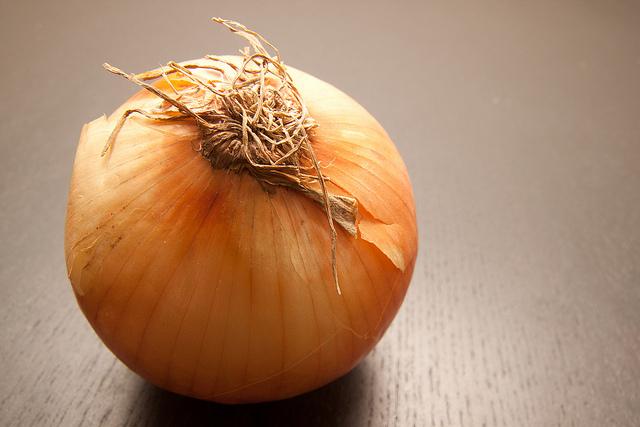 Onion   © Phil Long / Flickr