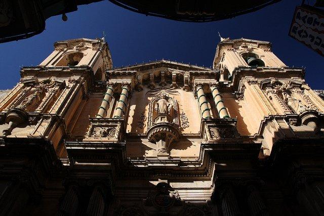 Church of St Paul's Shipwreck, Valletta | © yeowatzup/flickr