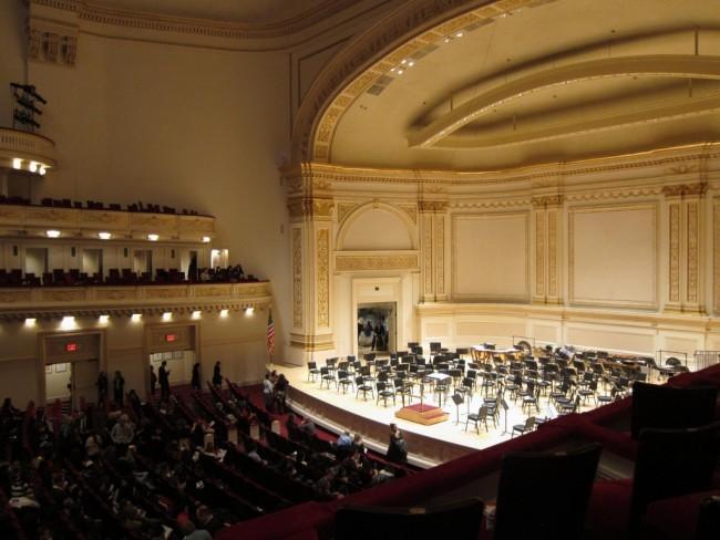 Carnegie Hall '01 | © Bosc d'Anjou/Flickr