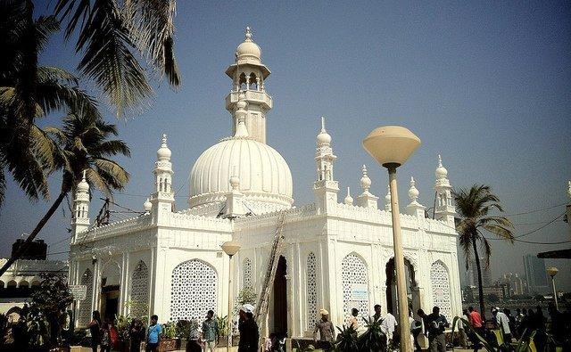 Haji Ali Dargah. Image courtesy: Yogesh Mhatre/Flickr