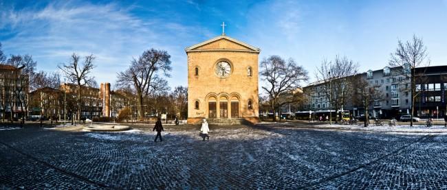 Alte Nazarethkirche | Berlin Wedding | © Dennis Skley / Flickr