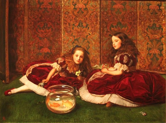 10 Things You Never Knew About The Pre Raphaelite Movement