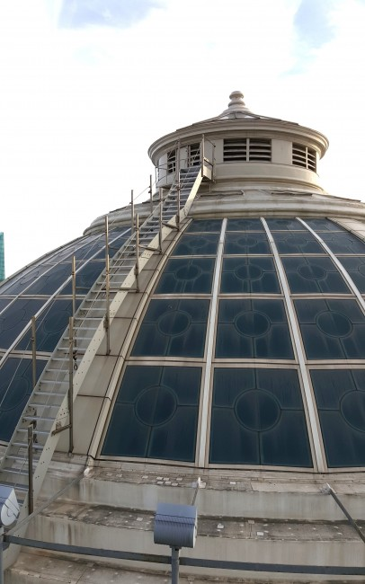 Rotonda Westfield Sky Terrace © Brixton Key